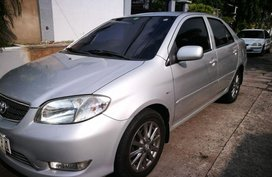 Selling Toyota Vios 2004 Automatic Gasoline in Parañaque