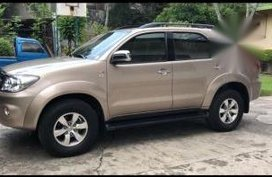 2nd Hand Toyota Fortuner 2007 at 50000 km for sale in Cebu City