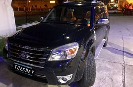 Ford Everest 2010 Automatic Diesel for sale in Angeles