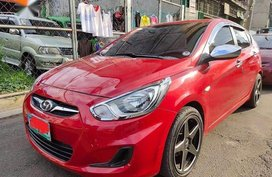 2nd Hand Hyundai Accent 2014 for sale in Cebu City