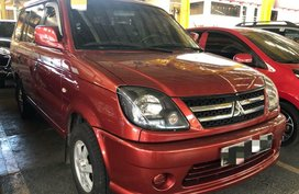 2nd Hand Mitsubishi Adventure 2016 for sale in Quezon City
