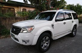 Sell 2nd Hand 2009 Ford Everest at 80000 km in Valenzuela