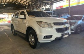 Sell 2nd Hand 2016 Chevrolet Trailblazer at 20000 km in Quezon City