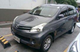 Selling Toyota Avanza 2014 Manual Gasoline in Las Piñas