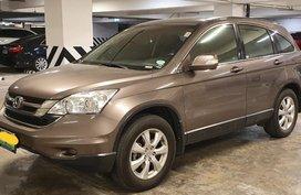 Selling 2nd Hand Honda Cr-V 2011 at 81925 km in Manila