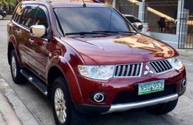 Sell 2nd Hand 2009 Mitsubishi Montero SUV at 90000 km in Quezon City