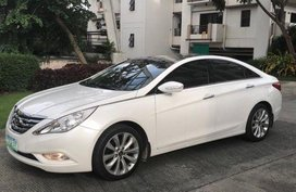 2nd Hand Hyundai Sonata 2011 Automatic Gasoline for sale in Muntinlupa