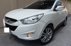 Sell 2nd Hand 2013 Hyundai Tucson at 40000 km in Quezon City