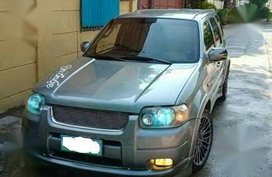 2005 Ford Escape for sale in Quezon City