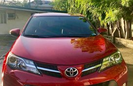 2nd Hand Toyota Rav4 2014 Automatic Gasoline for sale in Parañaque