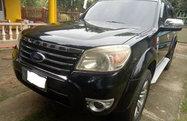 Black 2011 Ford Everest Manual Diesel for sale in Liloan