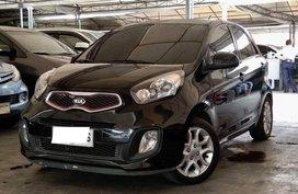 2nd Hand 2015 Kia Picanto Hatchback for sale in Makati