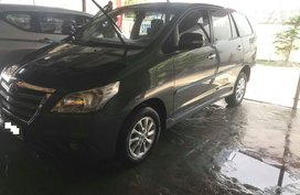 Used 2015 Toyota Innova Automatic Diesel for sale