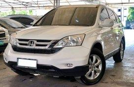 White 2011 Honda Cr-V at 77000 km for sale