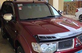 2nd Hand 2012 Mitsubishi Montero Sport Automatic Diesel for sale
