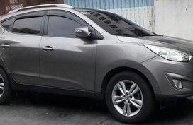 2nd Hand Hyundai Tucson 2010 for sale in Manila