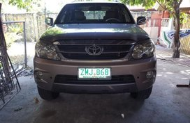 Toyota Fortuner 2008 Automatic Diesel for sale in Quezon City
