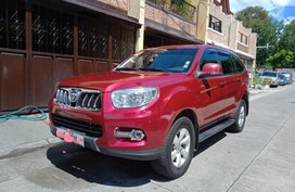 2nd Hand Foton Toplander 2017 SUV for sale in Quezon City