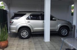 2nd Hand Toyota Fortuner 2012 at 19000 km for sale in Imus