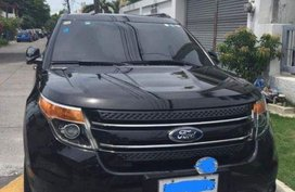 Selling Ford Explorer 2015 Automatic Gasoline in Santa Rosa