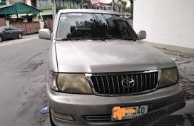 Selling Toyota Revo 2003 at 130000 km in Quezon City