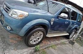 Selling 2nd Hand Ford Everest 2013 in Bacolod