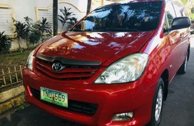 Selling Toyota Innova 2011 Manual Gasoline in Quezon City