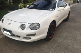 Selling 2nd Hand Toyota Celica 1996 Automatic Gasoline at 130000 km in Santa Rosa