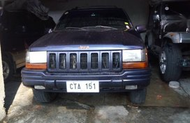 Jeep Cherokee 1998 Automatic Gasoline for sale in Quezon City