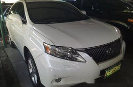 White Lexus Rx 350 2010 for sale Automatic
