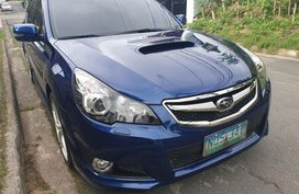 2nd Hand Subaru Legacy 2010 for sale in Parañaque