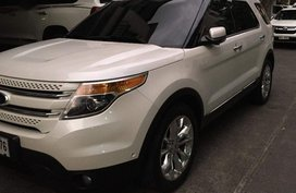 2014 Ford Explorer for sale in Quezon City