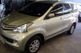 Sell Beige 2014 Toyota Avanza in Antipolo