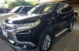 Sell Black 2017 Mitsubishi Montero Sport in Quezon City