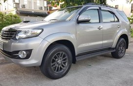 2015 Toyota Fortuner for sale in Angeles