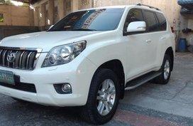 Toyota Prado 2012 Automatic Diesel for sale in Quezon City