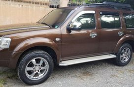 2nd Hand Ford Everest 2007 Manual Diesel for sale in Davao City