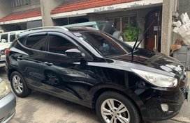 2nd Hand Hyundai Tucson 2010 for sale in Quezon City