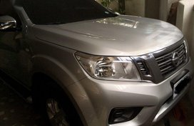Sell 2nd Hand 2018 Nissan Np300 Manual Diesel at 20000 km in Cebu City