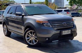 2nd Hand Ford Explorer 2014 for sale in Makati