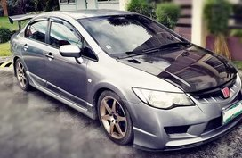 Honda Civic 2006 Manual Gasoline for sale in Balagtas