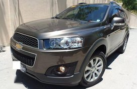 Sell 2nd Hand 2016 Chevrolet Captiva at 4000 km in Quezon City