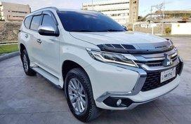 2017 Mitsubishi Montero Sport for sale in Cebu City
