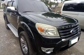 Ford Everest 2011 Manual Diesel for sale in Liloan