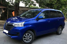 Sell Blue 2016 Toyota Avanza Automatic at 39545 km