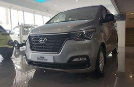 Selling Brand New Silver Hyundai Grand Starex in Santa Rosa