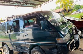 Selling 2nd Hand Mitsubishi Delica Space Gear 2000 in Isabela
