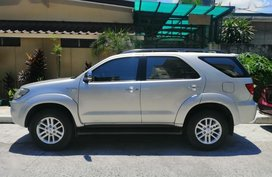Toyota Fortuner 2007 Automatic Gasoline for sale in Mandaluyong