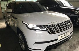 White Land Rover Range Rover 2018 at 2000 km for sale in Quezon City