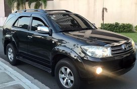 2008 Toyota Fortuner for sale in Pasig